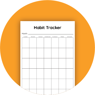 growth tracker icon