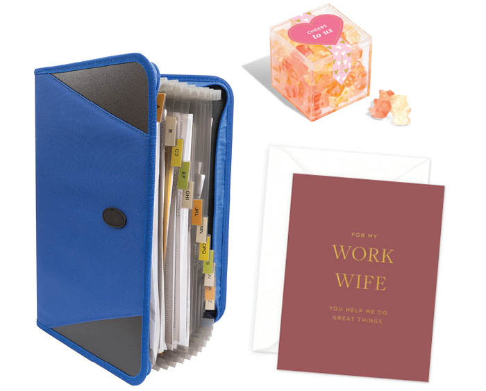 Valentine gift ideas for work wife