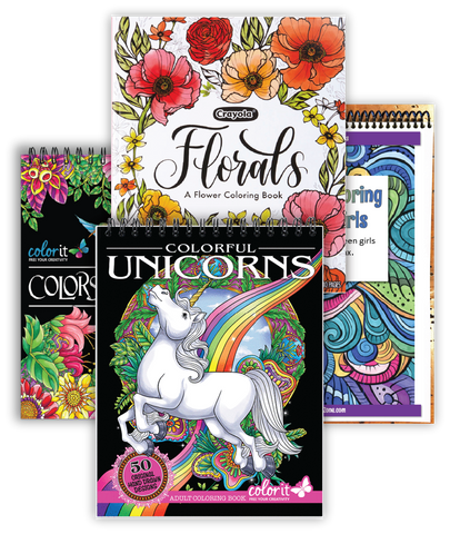 women coloring books