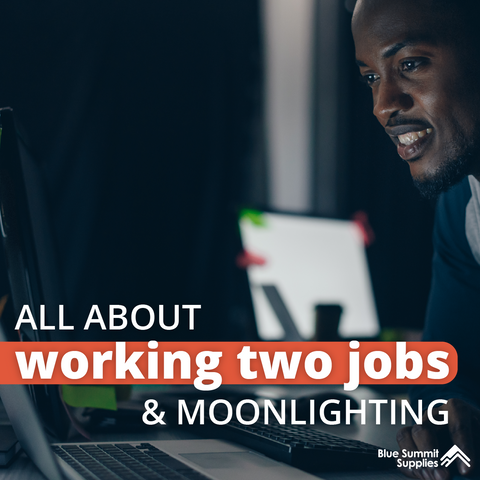 Can I Work Two Jobs? And Other Moonlighting Questions