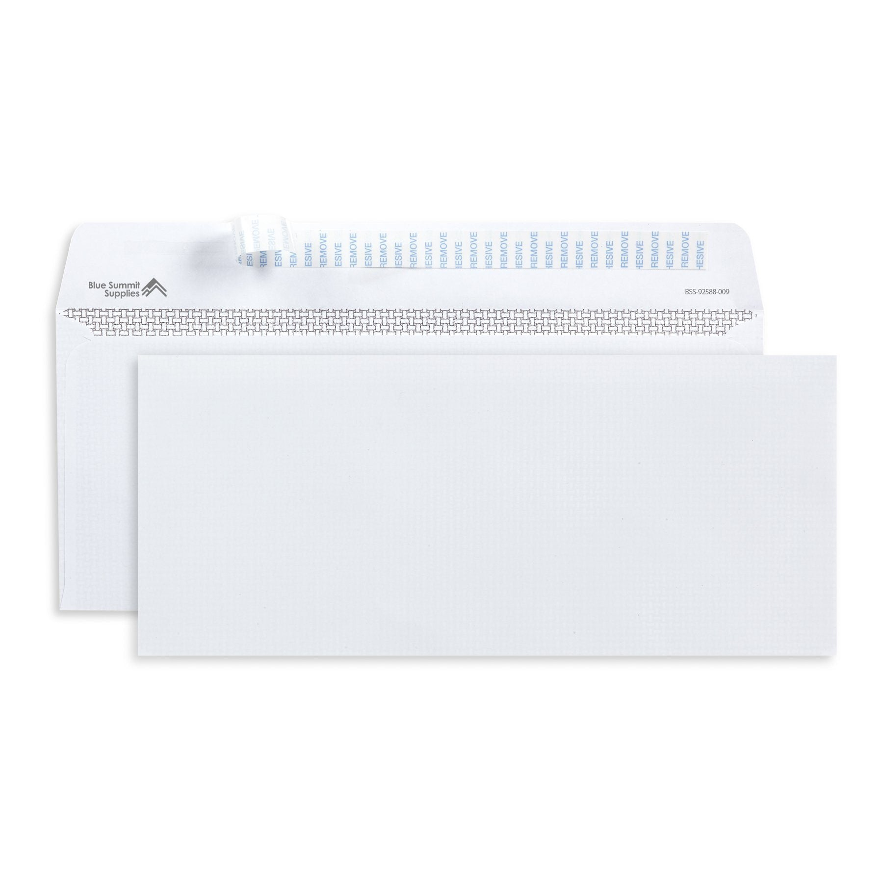 Security 100 No 10 Self Seal Security Envelopes Designed For Secure Mailing