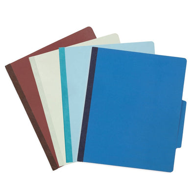 Classification Folders with 2 Dividers