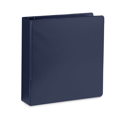 2'' 3-Ring Binders, Assorted Bold Colors, 4 Pack binders Blue Summit Supplies