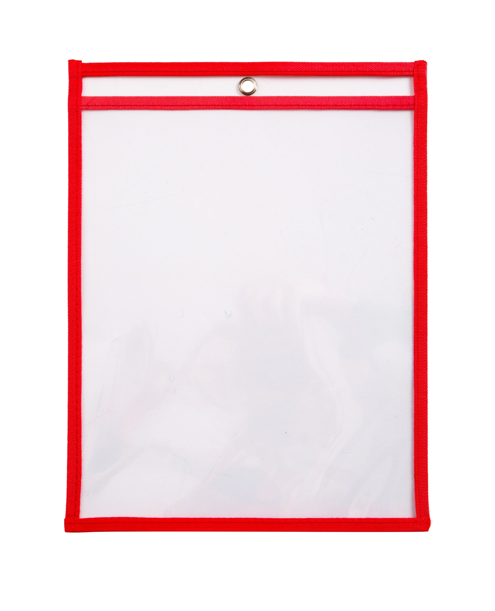 Dry Erase Pockets 30 Pack Blue Summit Supplies