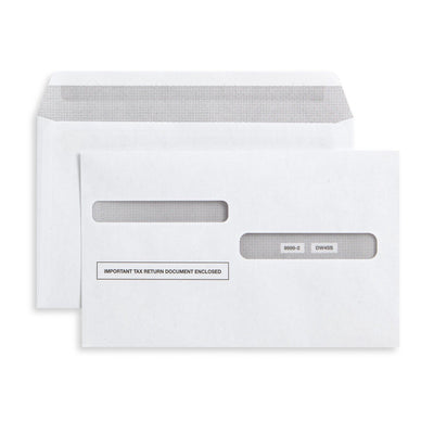 4-Up W2 Tax Form Envelopes