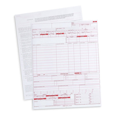 UB-04 (CMS-1450) Claim Forms, 500 Count Business Forms Blue Summit Supplies