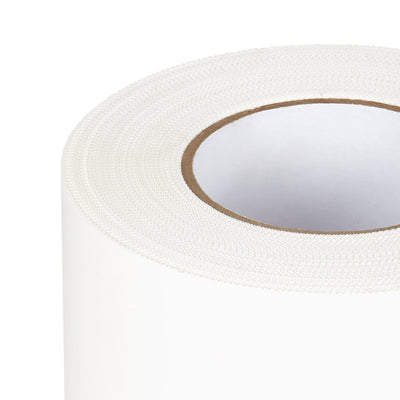 Polyethylene Vapor Barrier Tape, White, 180 Foot Roll Tape Blue Summit Supplies