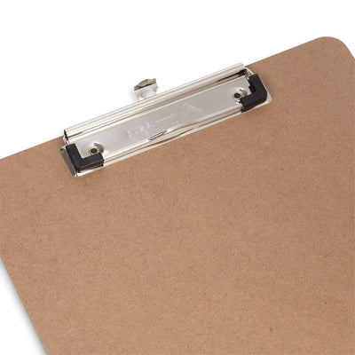 Hardboard Clipboards, Low Profile Clip, 30 Pack Clipboards Blue Summit Supplies
