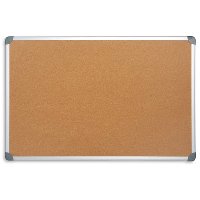 "Corkboard with Aluminum Frame, 36"" x 48"""