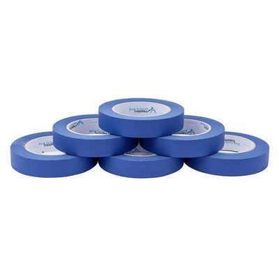 Blue Painters Tape, 0.94'' wide, 6 Pack