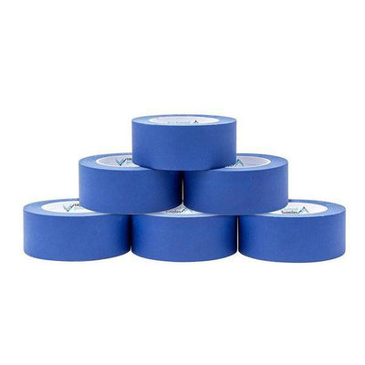 Blue Painters Tape, 1.88'' wide, 6 Pack