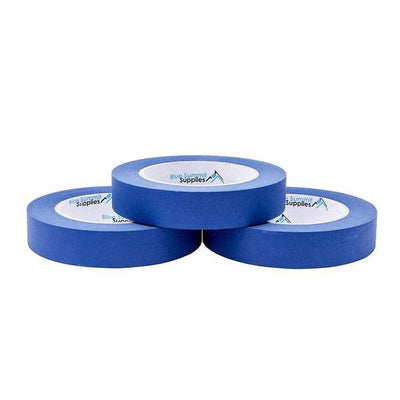 "Blue Painters Tape, 0.94"" wide, 3 Pack"