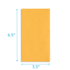 #7 Coin Envelopes, Gummed Seal, 500 Pack Envelopes Blue Summit Supplies