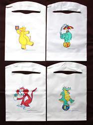 Children's Poly Bib (Kids Kritters)