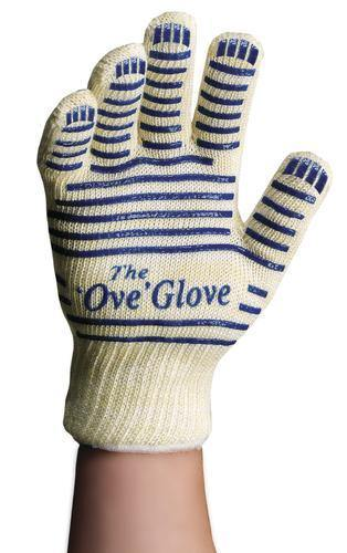 The Ove Glove, Hot Surface Handler, Heat Protection Up to 540F, Size Large