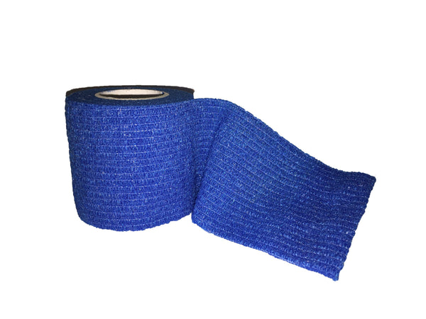 Blue Self Adherent Wrap, 2