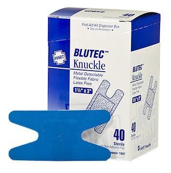 Knuckle Bandage Blue , 1 1/2