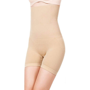 CleavageCouture Body Shaper, High-Waist Mid-Thigh Tummy Control Shaper - ShopCleavageCouture