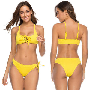 Cleavage Couture® Push-Up Bikini