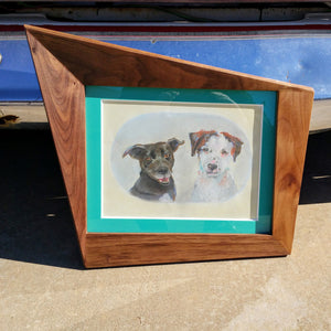 Carlo of Hollywood Picture Frame