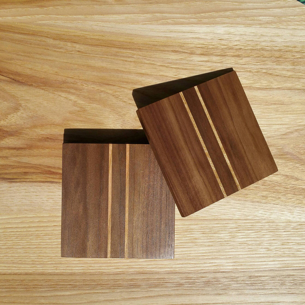 Mid Century Coaster Set