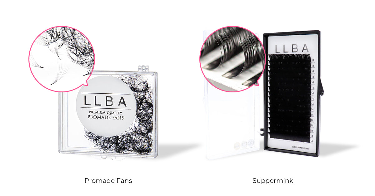 LLBA's Suppermink and Promade Fans