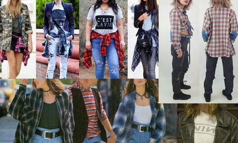90s fashion outfit ideas