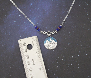 ACOTAR Night Court Charm Necklace
