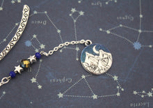 ACOTAR Night Court Charm Bookmark
