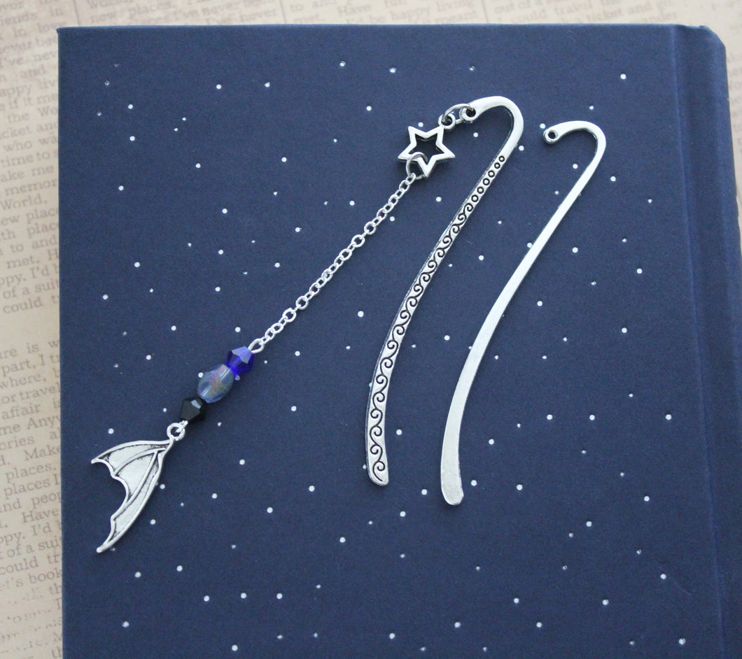 Night Court Charm Bookmark