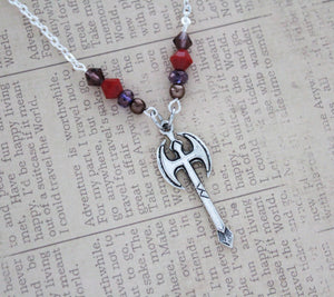 The Old Guard Axe Necklace