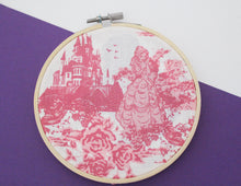 Disney Belle Pin Display Board