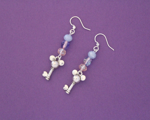 Princess Castle Disney Earrings