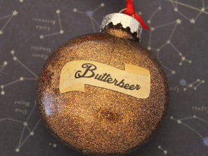 Butterbeer Ornament