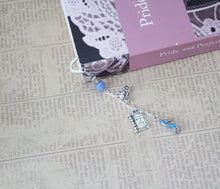 Cinderella Charm Bookmark