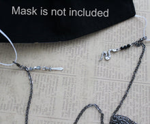 Good Omens Mask Chain
