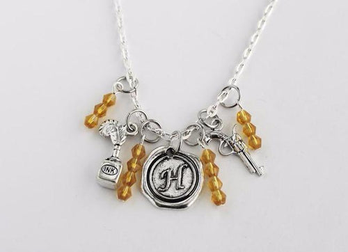 Hamilton Musical Charm Necklace Pendant