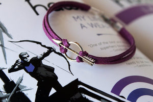 Sparkle Edition Marvel Hawkeye Arrow Bracelet
