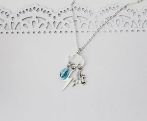 Hercules Charm Necklace