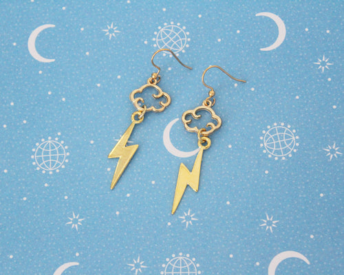 Hercules Hero Earrings