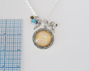 Hero Hercules Pendant Necklace