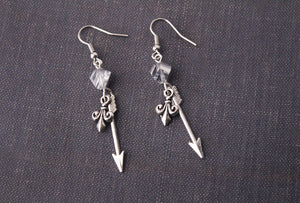 Teen Wolf Allison Argent Earrings