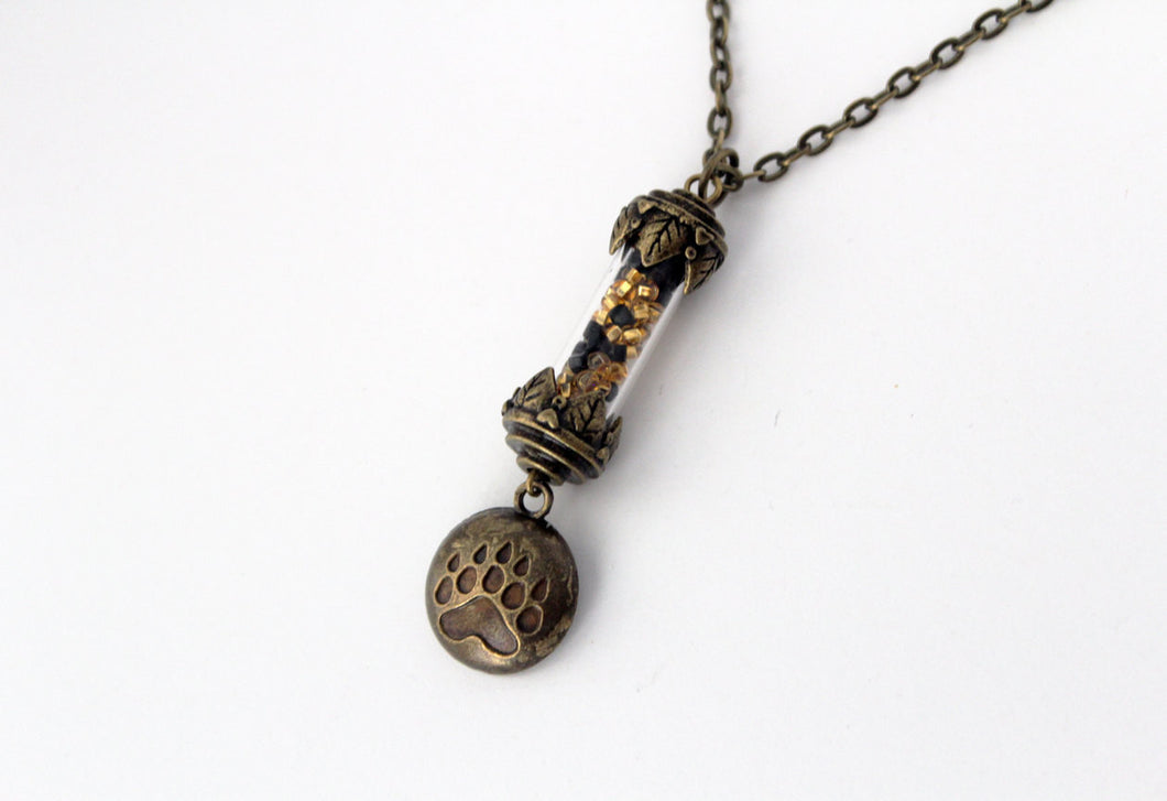 Hufflepuff House Point Pendant Harry Potter Hogwarts Jewelry Collection
