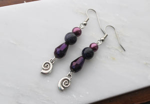 Seawitch Ursula Earrings