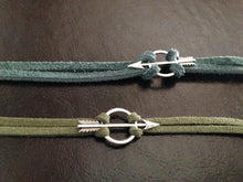 DC Green Arrow Bracelet