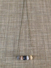 Ombre Quartz Pendant Necklace