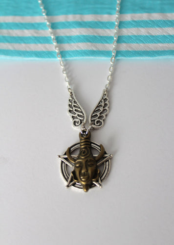 Deluxe Supernatural Pendant Necklace
