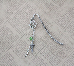 Loki Charm Bookmark