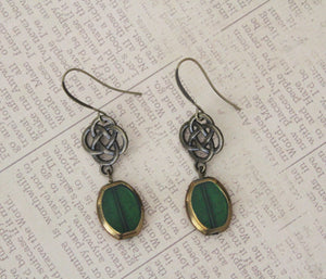 Merida Earrings Disney Brave