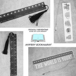 Mystery Bag Bookmarks!